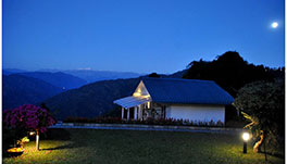 Windsongs, Kalimpong - R15.-Windsongs-at-Dusk