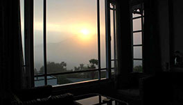 Windsongs, Kalimpong - 7.-Sunrise-from-Deluxe-room